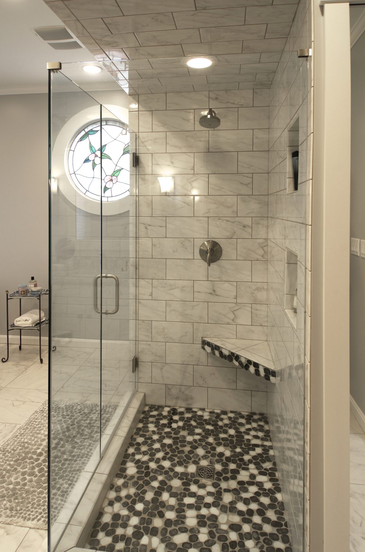 Glass Shower Door - Corner 90