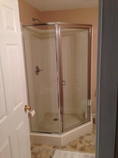 Neo Angle Shower
